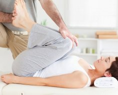 Гимнастика для восстановления коленного сустава