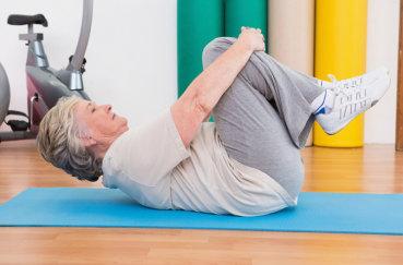 Избавляемся от болей в коленном суставе с помощью комплекса…