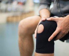 Специальное приспособления для колена
