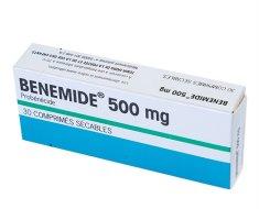 Препарат Бенемид 500 мг