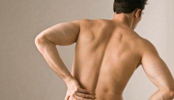 Как провести лечение, если застудил спину?