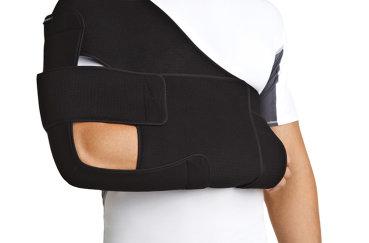 Бандаж при боли в плече