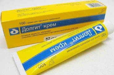 Долгит крем (150 руб.)