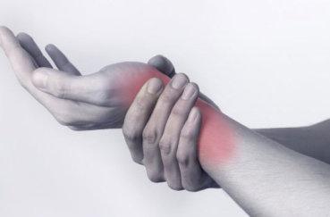 Как избавиться от боли в запястье?