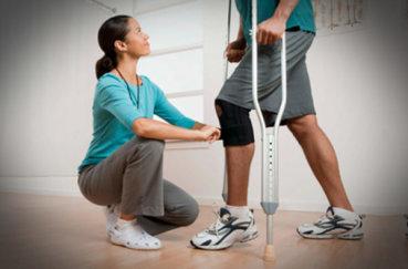 Как проводится гимнастика после эндопротезирования коленного сустава