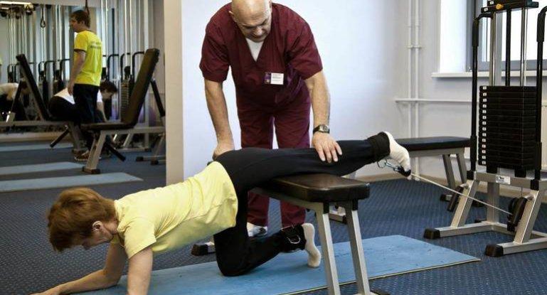 Какие лучше всего делать упражнения для суставов ног?