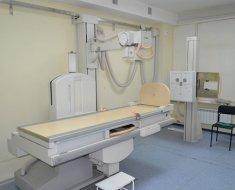Кабинет рентген диагностики