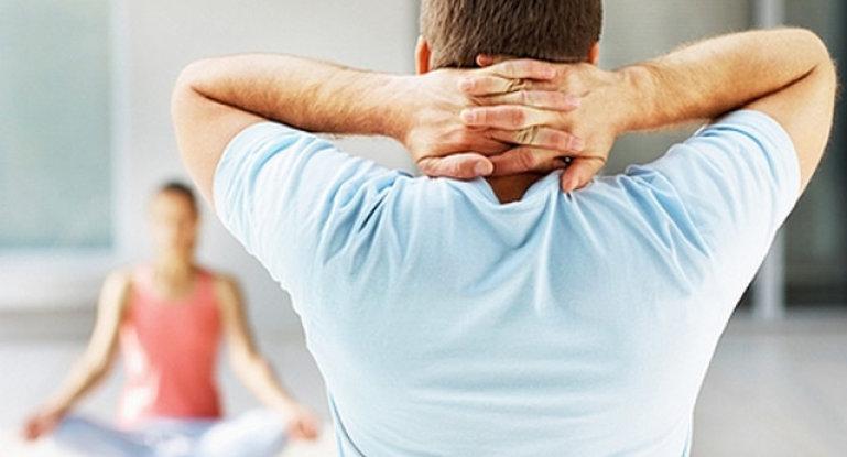 Эффективные упражнения для лечения шейного остеохондроза