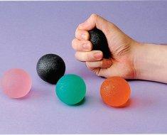 Резиновые мячики для кисти