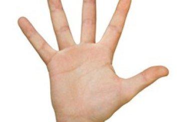 Как лечить вывих пальца на руке или ноге?
