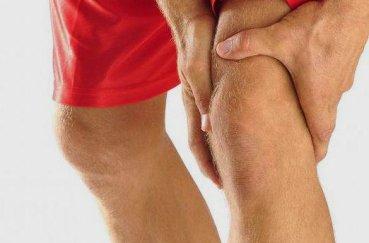 Как лечить повреждение связок колена?