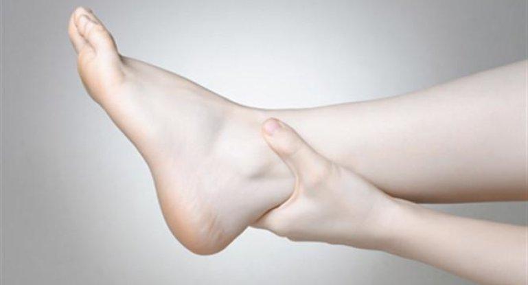 Воспаление связок голеностопного сустава это
