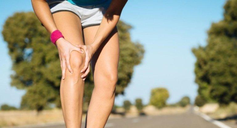 Что делать, если после бега болят колени: причины и методы лечения