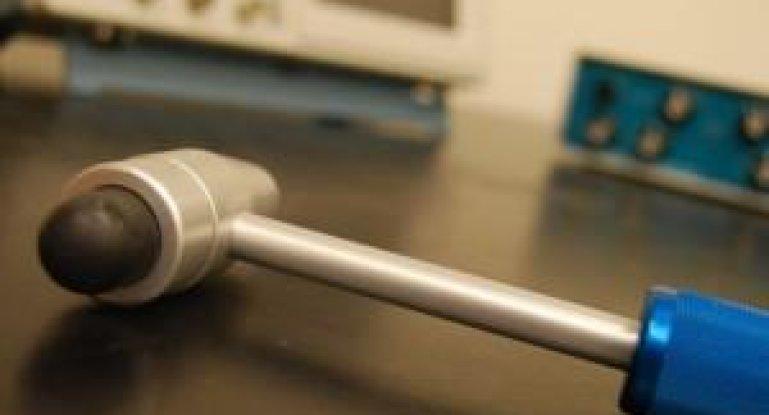 Анатомия рефлекторной дуги коленного рефлекса