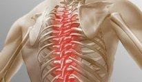 Как снять боли в спине под лопатками?