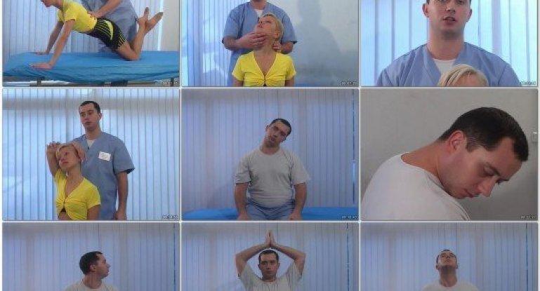 Метод гимнастики для шеи доктора Шишонина: зарядка при остеохондрозе
