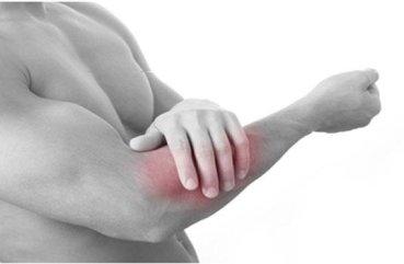 Боль в локтевом суставе при сжатии кулака лечение внутренние наросты на суставах