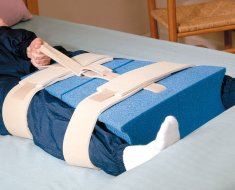 Фиксация ног после операции