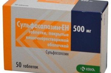 Фармакологические преимущества Сульфасалазина при артрите