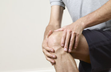 Біль в коліні при згинанні і розгинанні
