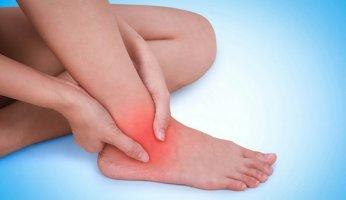 Как производится лечение разрывов голеностопа?