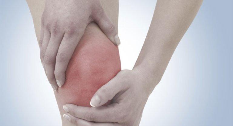 Что делать, если ломит колени?
