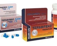Терафлекс при ушибах и травмах
