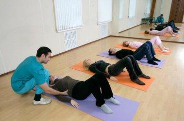 Дикуль: упражнения для спины и методика гимнастики