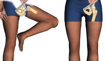 Какие болезни могут поражать тазобедренный сустав женщин?