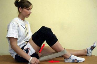 Упражнения после восстановления