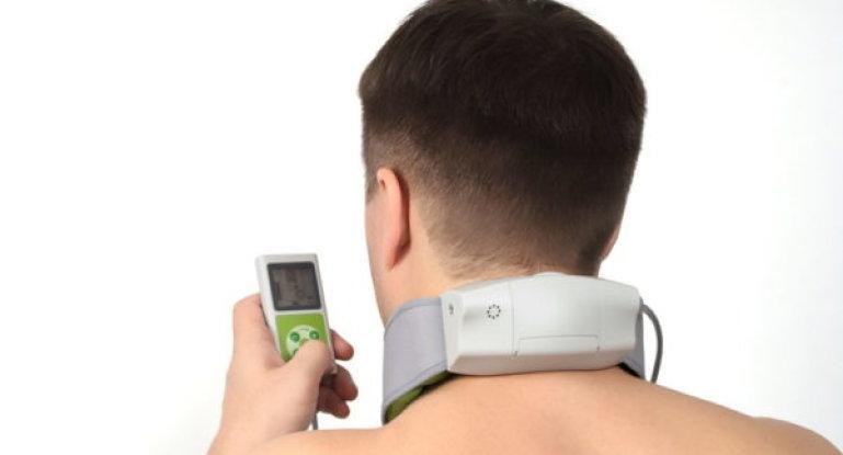 Аппарат для лечение шейный остеохондроз