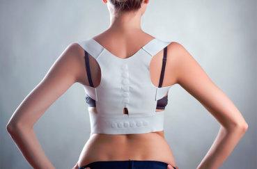 Корректирующий корсет для осанки: выпрямляем спину с легкостью и без…