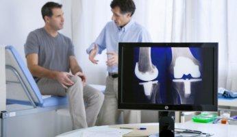 Как долго проходит реабилитация после эндопротезирования колена?