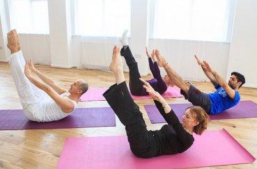Пилатес или фитнес при заболеваниях суставов и позвоночника