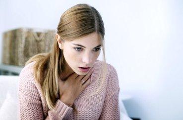 Что делать если появилась одышка при остеохондрозе?