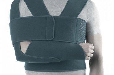 Как наложить повязку Дезо на плечевой сустав?
