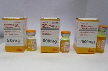 Как принимать при ревматоидном артрите метотрексат?