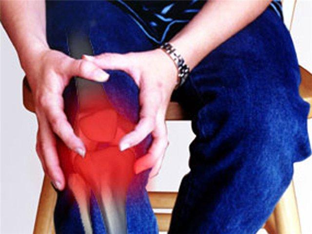 Боли в области колена