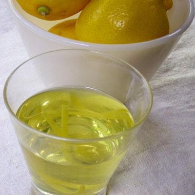 Настойка лимона и меда