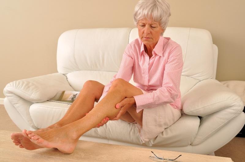 Боли ниже колена