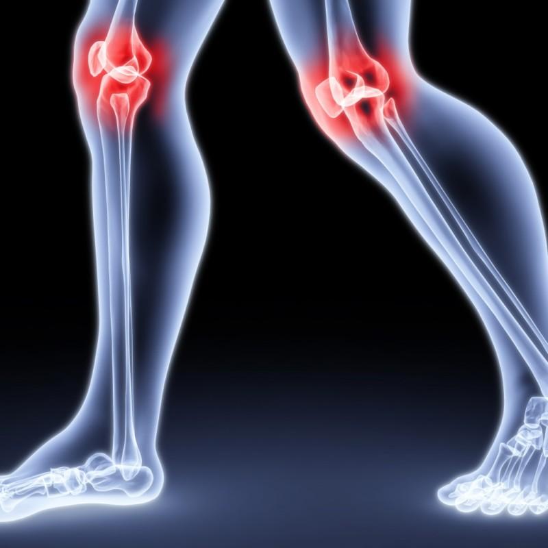 Дискомфорт в коленях