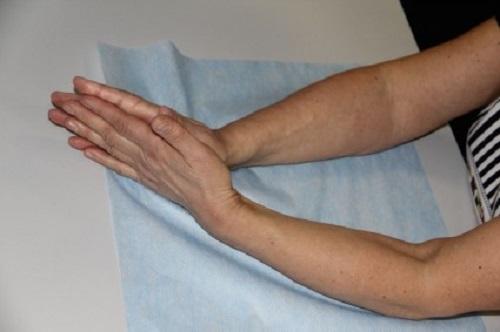 Ишемическая локтевая контрактура
