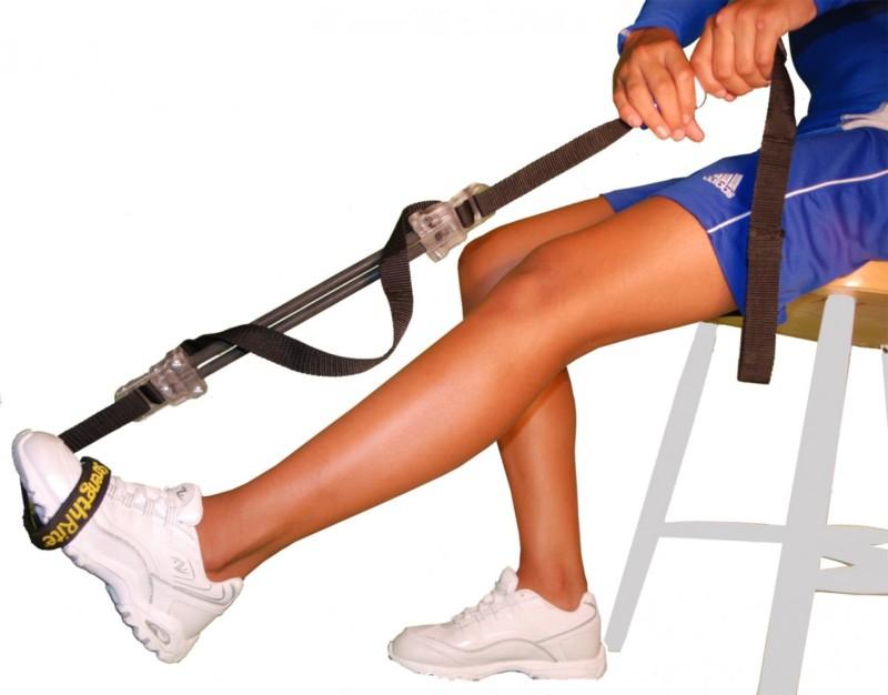 Лечебная физкультура для ноги