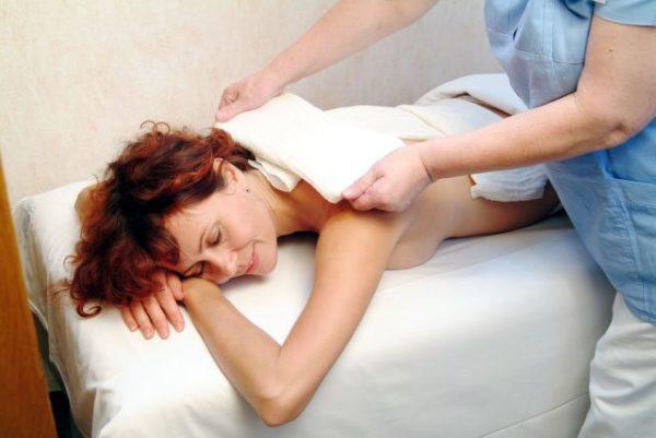 Лечебные компрессы на спину