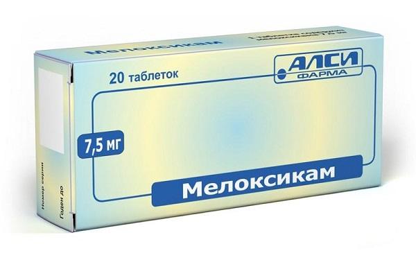 Противовоспалительный препарат Мелоксикам