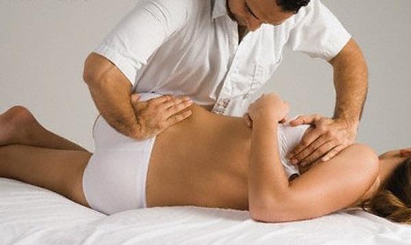 Лечебные действия специалиста для спины