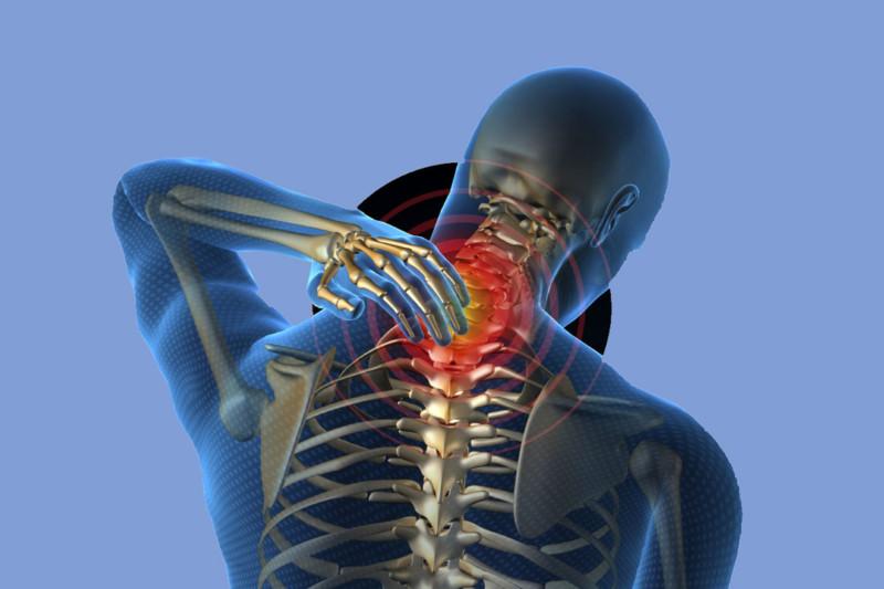 Локализация боли при заболевании