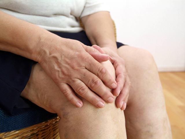 Возрастные боли в суставах