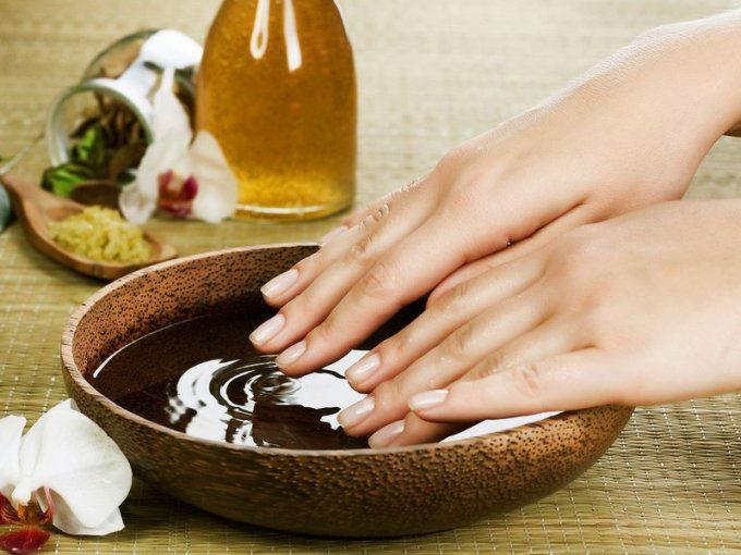 Лечебная ванночка для пальцев