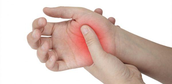 Локализация болевых синдромов